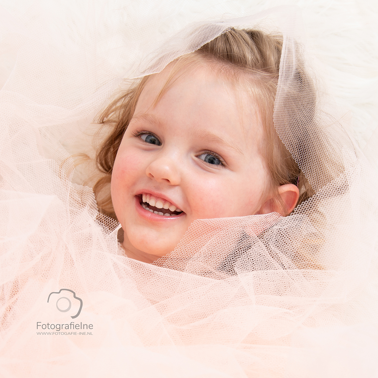 Fotografie Ine Prinsessen fotoshoot lief