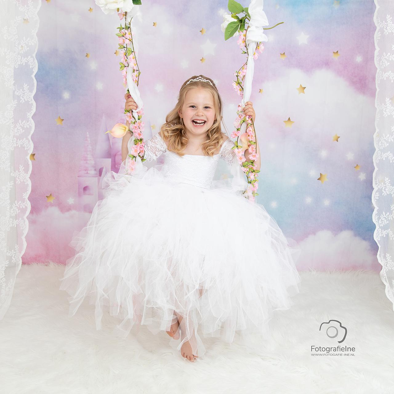 Fotografie Ine Prinsessen fotoshoot prinses