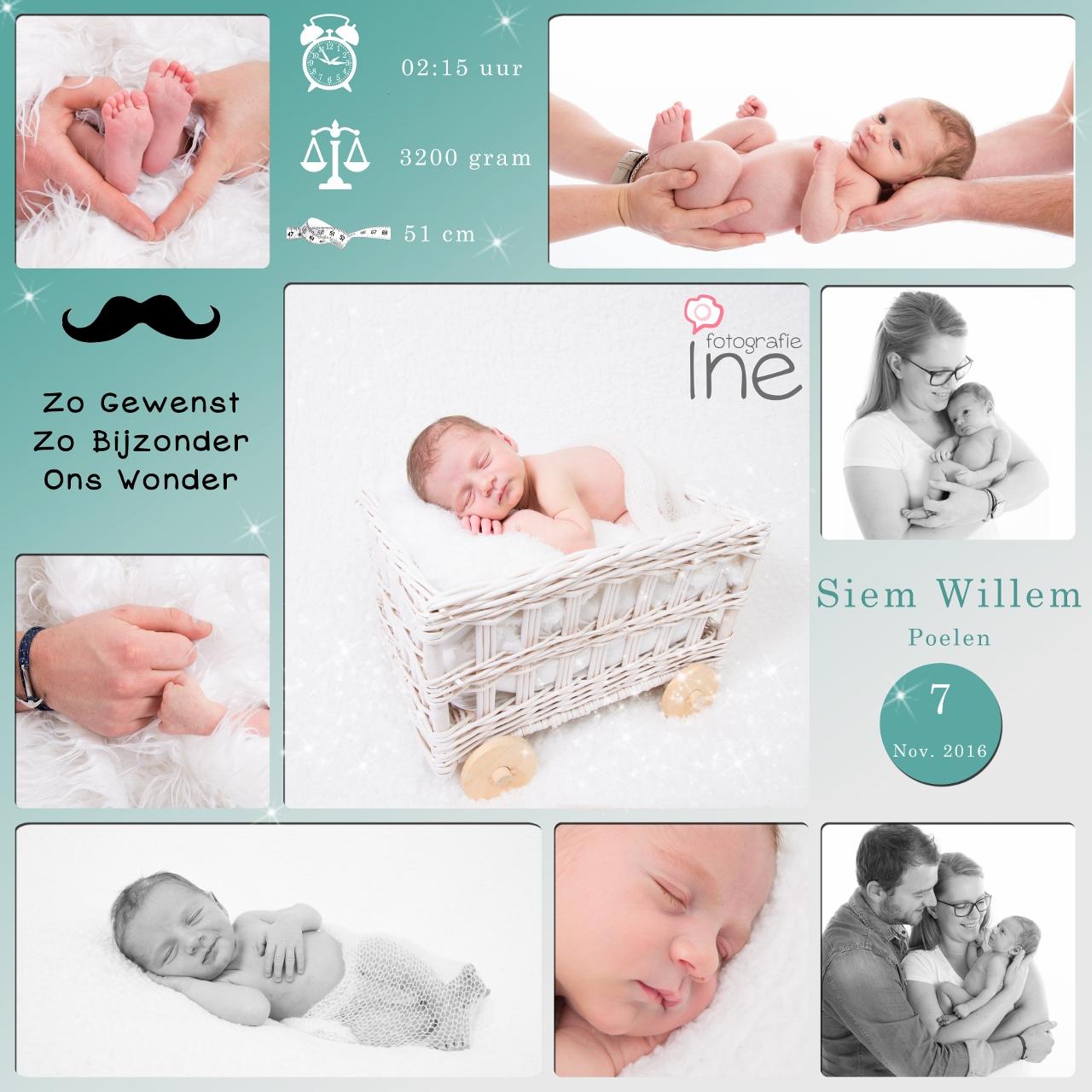 collage geboorte tegel Siem met logo (1280×1280)