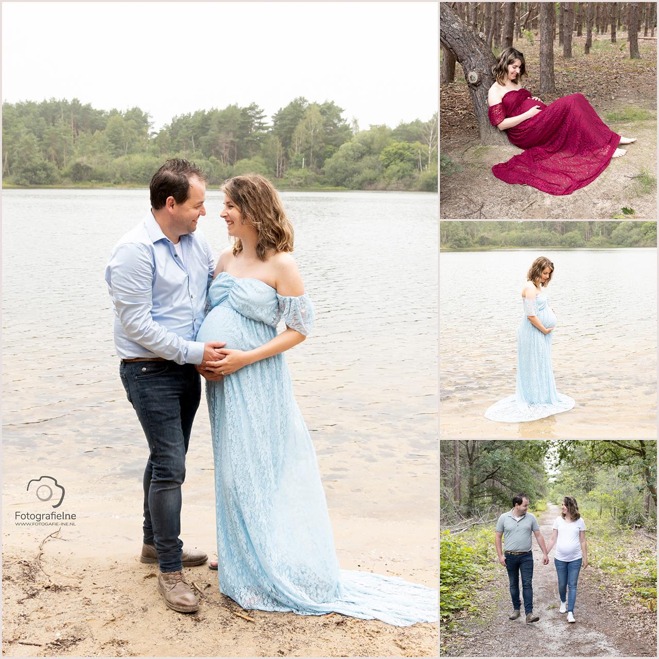Fotografie Ine zwangerschap Marieke en Gijs